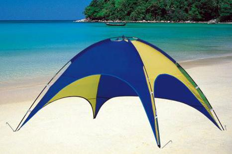 To suit the various supplies of the customers we can also deliver the modified range of these Beach Tents to suit the varied supplier of the customers with ... & Beach Tent - Tarpaulin Fabric Beach Tents Beach Tent Tarpaulin ...