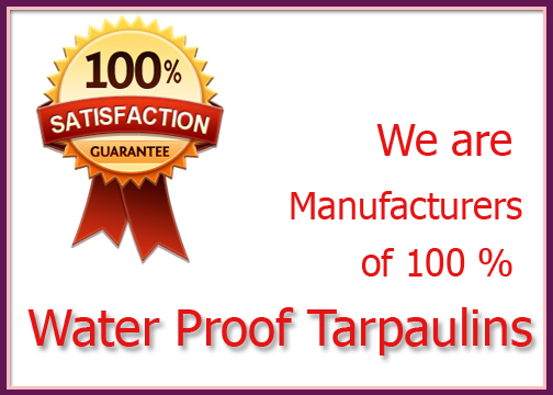 water Proof Tarpaulin