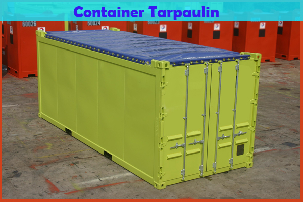 Container tarpaulin manufacturer, exporter, ahmedabad, india