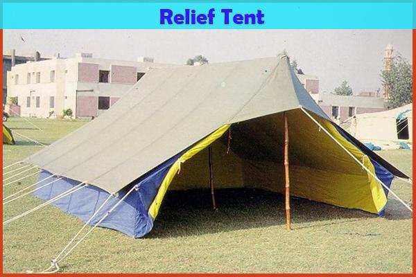 relief-tent